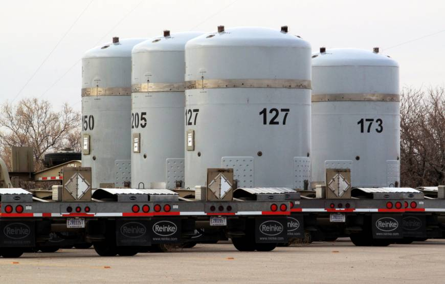 U.S., New Mexico sign settlements over nuclear radiation leak