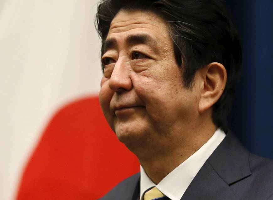 Critics assail Abe after middle-class income gaffe highlights wealthy upbringing