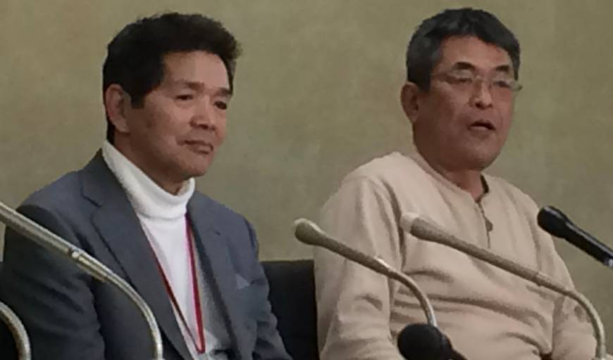Fukui chemical workers allege workplace caused cancer, seek urgent improvements