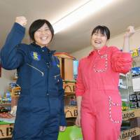 Hokkaido women prove you don't need to marry a farmer to become one