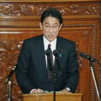Japan's foreign minister warns against China's maritime activities in policy speech