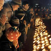 Kobe marks 21 years since deadly Hanshin earthquake