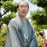 Barring the unforeseen, Kyoto's dwindling voters look set to keep kimono-clad mayor