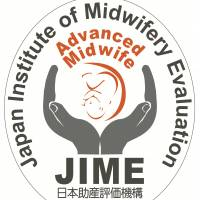 This mark recognizes midwives who pass a written test and other screening.   JAPAN INSTITUTE OF MIDWIFERY EVALUATION / KYODO
