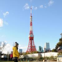 Minato Ward to protect few remaining views of Tokyo Tower