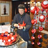 Nara district's monkey charms win over locals and visitors