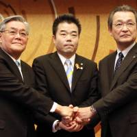 Shiga, Kansai Electric sign safety accord ahead of Takahama reactor restart