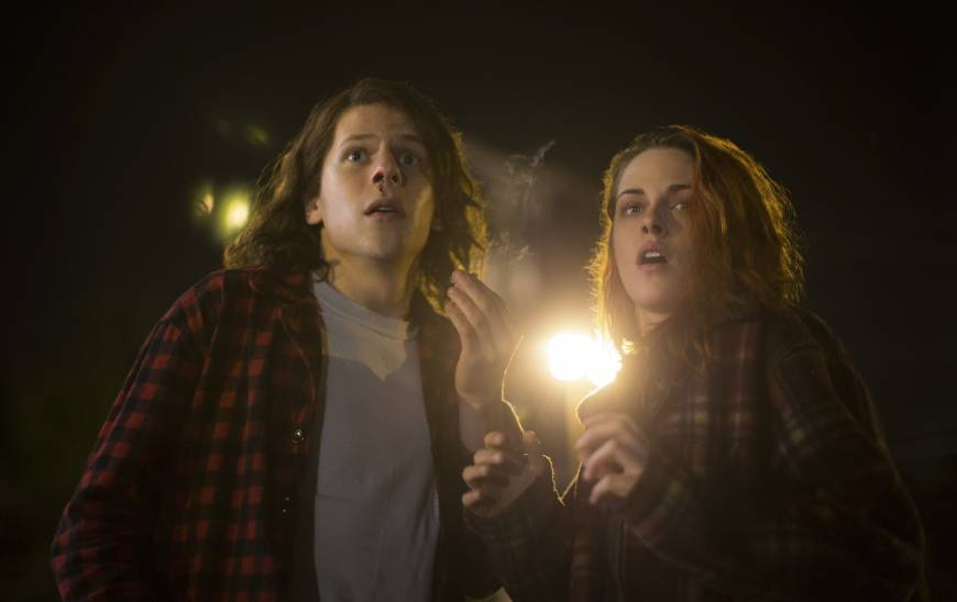 'American Ultra' is a half-baked stoner comedy, possibly written by robots
