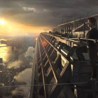 'The Walk' brings an infamous tightrope walker to life, in terrifying detail