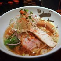 Light weight: Simple shōyu (ramen), is a Kobushi speciality. | J.J. O'DONOGHUE