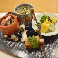 Rikyu: Playing games with traditional 'kaiseki' cuisine