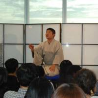 Shinoharu Tatekawa makes sure that 'rakugo' isn't lost in translation