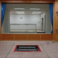 Tokyo Detention House's execution chamber | KYODO