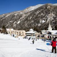 Beginner trails: Taos Ski Valley in New Mexico is investing $300 million to update and expand its facilities. | AP