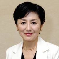 Journalistic loss: Hiroko Kuniya will leave the news program 'Close-up Gendai' this spring. | KYODO