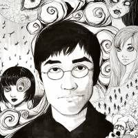 Twisted vision: Manga artist Junji Ito | PORTRAIT BY ALLY EASTER (http://allyeaster.com)