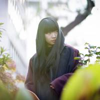 Saving up: Ichiko Aoba has written a lot of new material, but has been so busy with her theater commitments that she hasn't had time to organize her songs into a proper album. She has, however, still kept some time free to perform. | JAMES HADFIELD