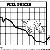 Petroleum's plunge is great news for most of us