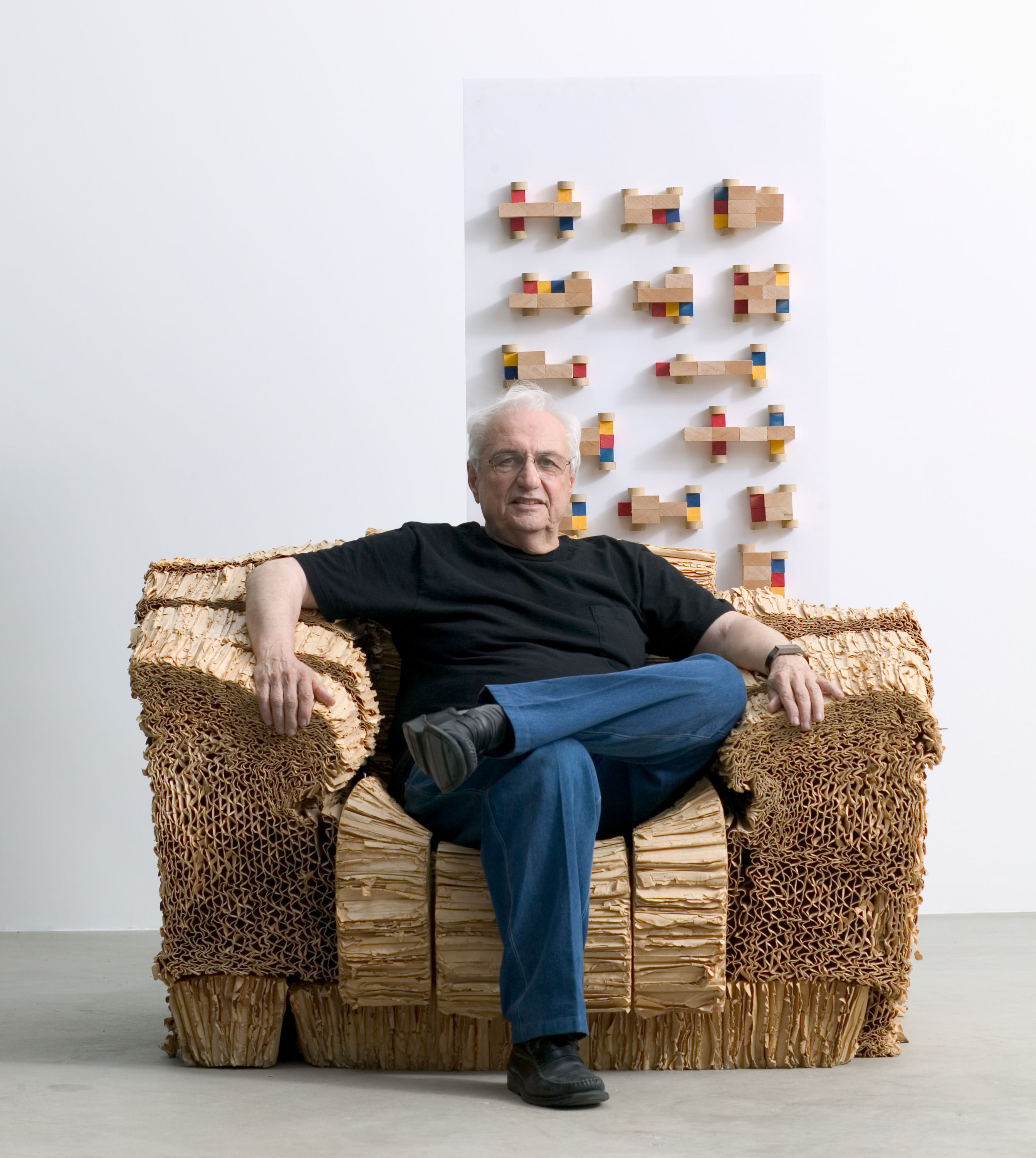 the difficulty of being frank gehry the japan times