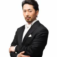 Follow your dreams: Baritone Kyu Won Han believes that in order to learn about the West's operatic tradition, it's better for Asian students to study abroad.