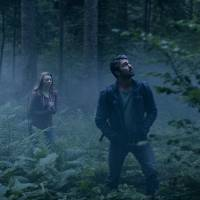 This photo provided by Gramercy Pictures shows, Natalie Dormer, left, as Sara Price, and Taylor Kinney as Aiden in Jason Zada's 'The Forest.' | AMES DITTIGER/GRAMERCY PICTURES VIA AP