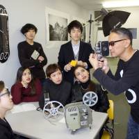 Bringing art — and Super 8 — to students in the sticks