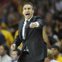David Blatt, who led the Cleveland Cavaliers to the NBA Finals last season in his first year at the helm, was fired by the team on Friday. | USA TODAY / REUTERS