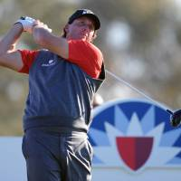 Woodland, Choi lead at Farmers
