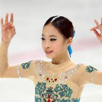 You Young won't be eligible to skate in the 2018 Pyeongchang Olympics in South Korea due to age restrictions.