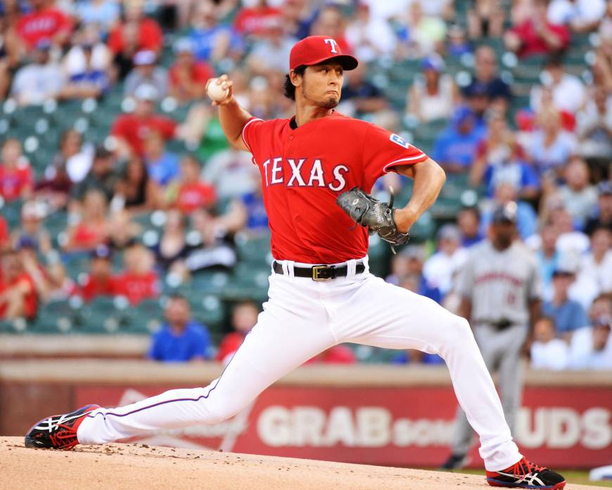 MLB confirms probe in Darvish gambling case