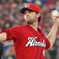 Johnson, Mikolas looking for more success in second seasons in Japan