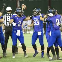 Panasonic prevails in thriller to capture Rice Bowl crown