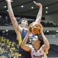 SeaHorses climb back to summit with All-Japan victory