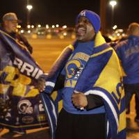 NFL approves Rams' return to Los Angeles