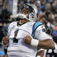 Panthers rout Cardinals to claim NFC title