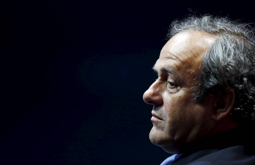 Platini withdraws from FIFA presidential race