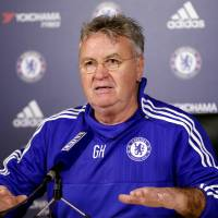 New Chelsea manager Guus Hiddink  has made an instant impact, guiding the team to three wins and four draws in his first seven matches in charge. | REUTERS
