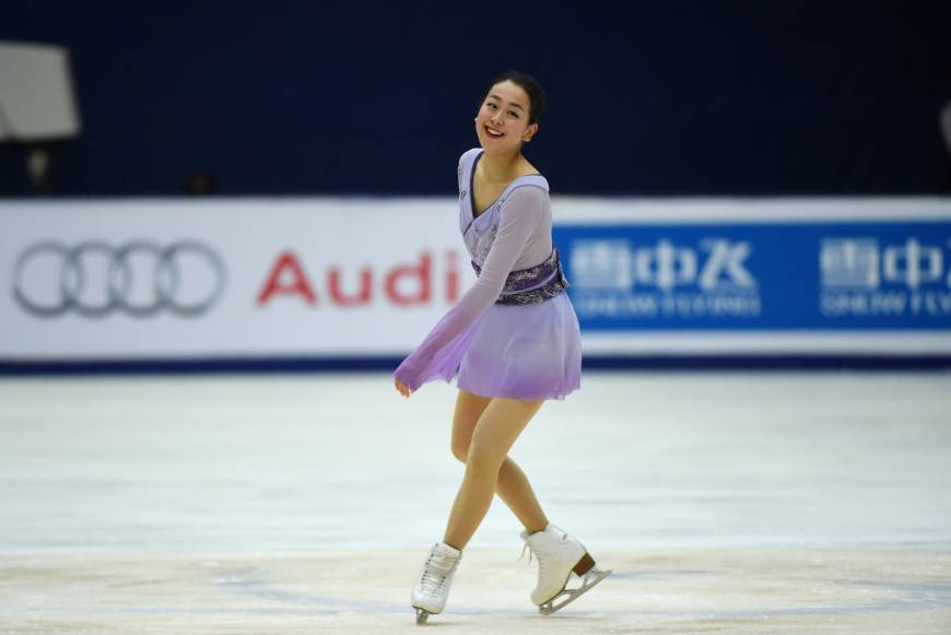 Mao to skip Four Continents
