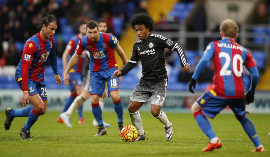 Chelsea fires on all cylinders in win