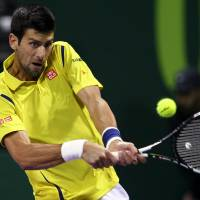 Djokovic touches perfection in Doha final win over Nadal