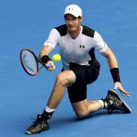 Murray sinks Ferrer