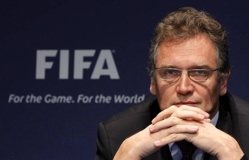 FIFA extends Valcke ban by 45 days