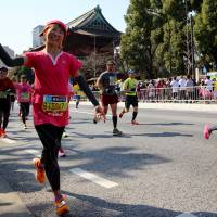 Tokyo Marathon 2016: A great day at the races