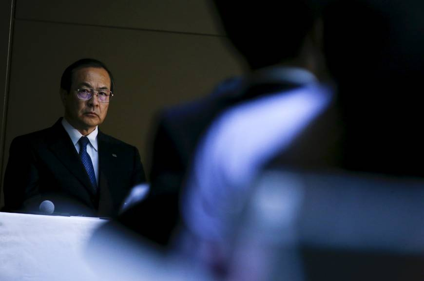 Toshiba loss outlook grows amid accounting scandal fallout