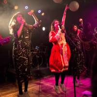 Israeli sisters merge multiple worlds with hip-hop, 'Yemenite' folk blend
