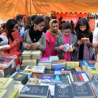 Pakistan literary festivals tell a tale of cultural revival