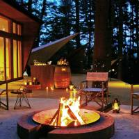 'Glamping' in Japan: Roughing it just got easy