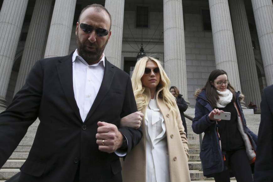 Why Sony Music can't easily cancel Kesha's contract