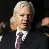 U.N. panel to rule Assange's 3½-year stay in Ecuadorian Embassy 'unlawful': report