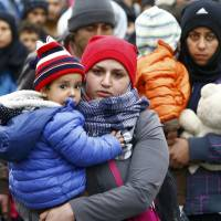 Austria plan to slow refugee flow looks to have 'domino effect' on other borders